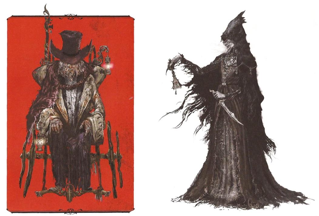 Inosuke Nogami's Mother - Sekiro Shadows Die Twice