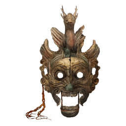Dancing dragon mask | Sekiro Shadows Die Twice Wiki