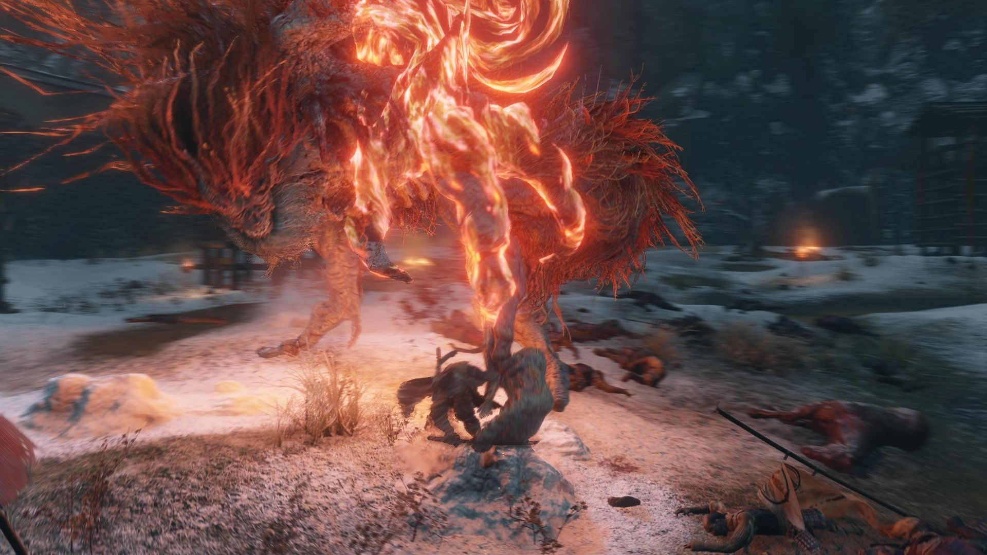 Demon of Hatred | Sekiro Shadows Die Twice Wiki