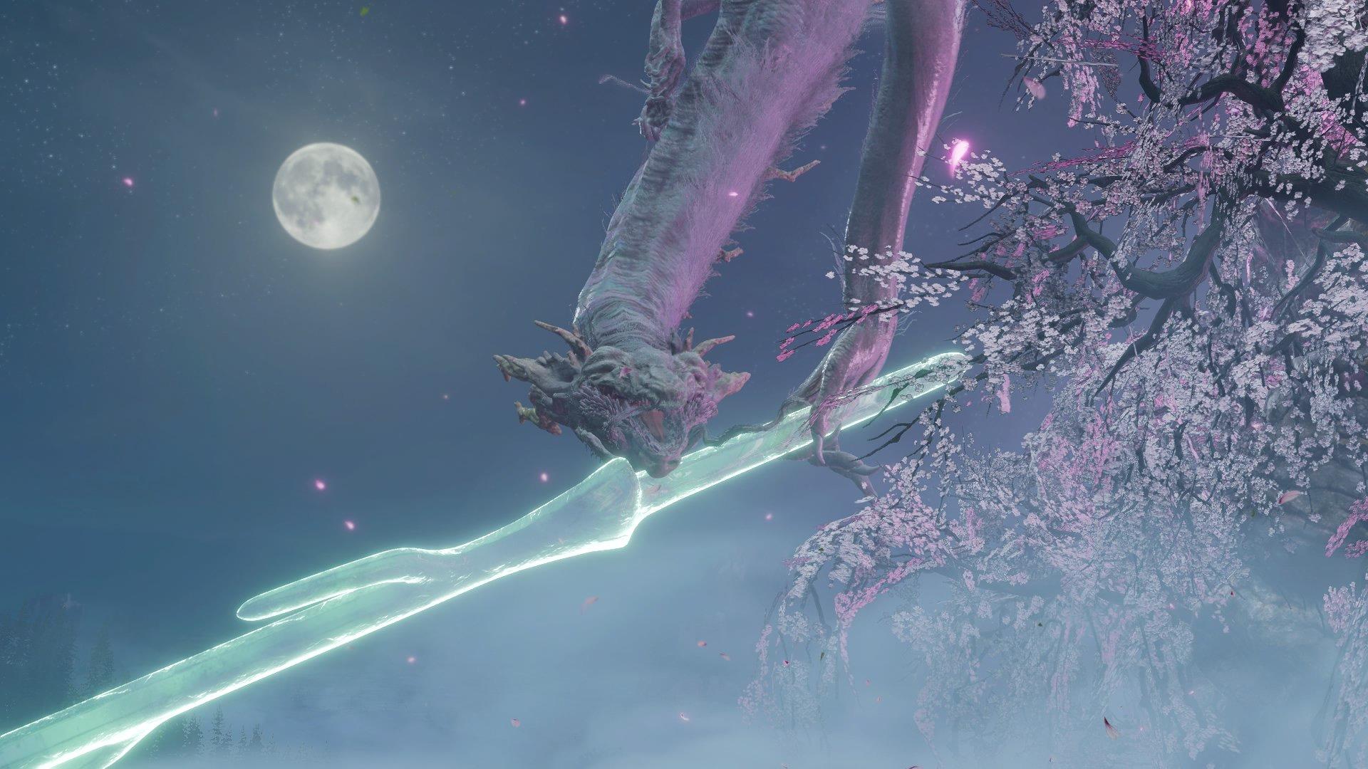 Divine Dragon | Sekiro Shadows Die Twice Wiki