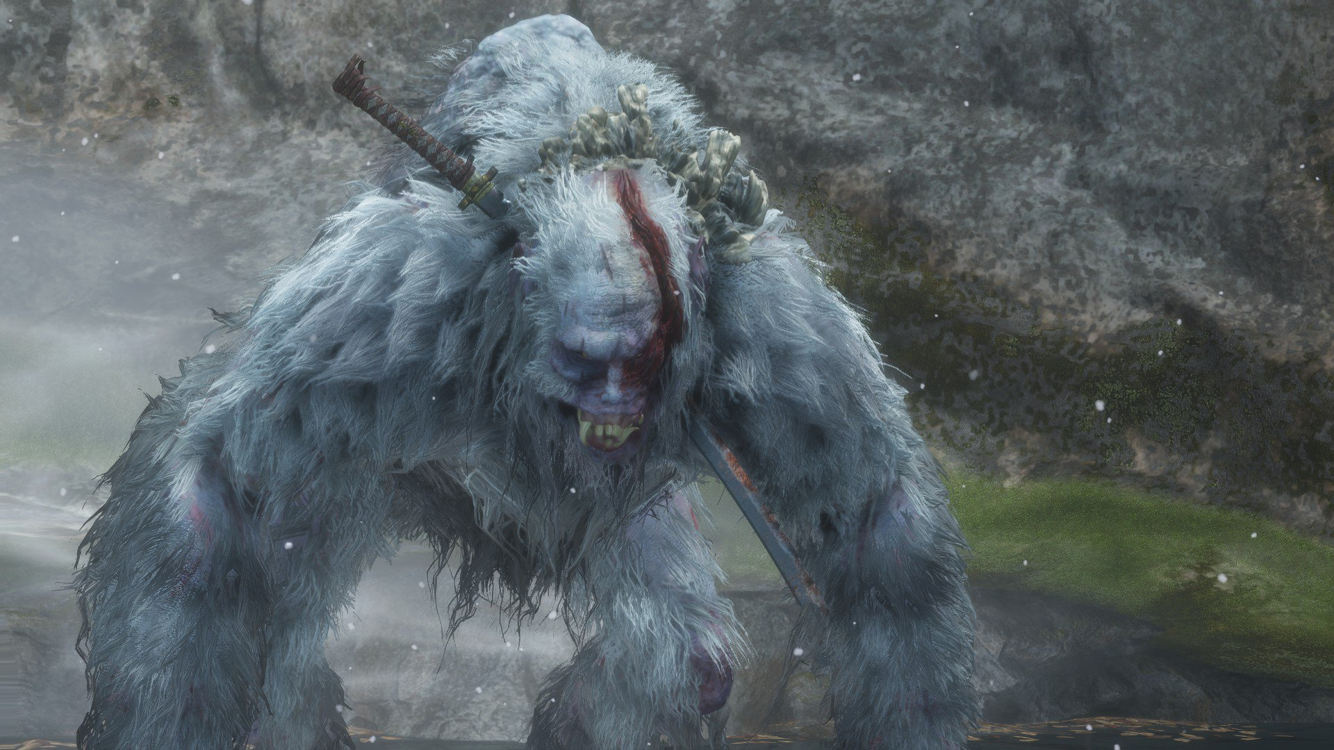 Guardian Ape | Sekiro Shadows Die Twice Wiki