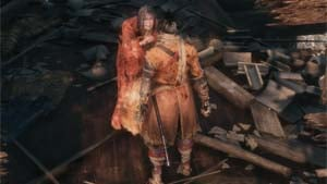 Inosuke Nogami's Mother | Sekiro Shadows Die Twice Wiki