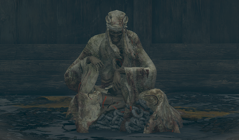 Infested Seeker (No Parasite) | Sekiro Shadows Die Twice Wiki