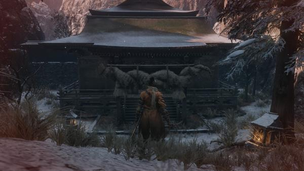 Ashina Castle | Sekiro Shadows Die Twice Wiki