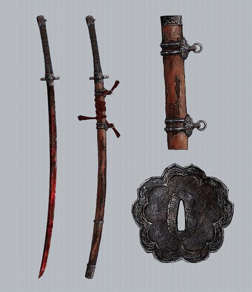Mortal Blade | Sekiro Shadows Die Twice Wiki